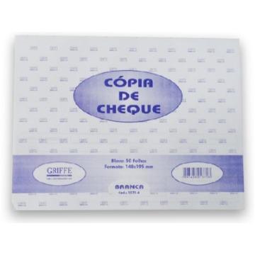 COPIA DE CHEQUE C 50 FLS GRIFFE