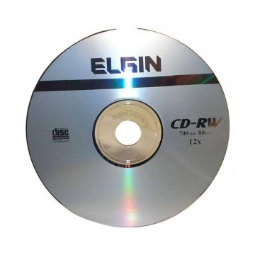 CD-R 700MB 80 Minutos 52X BULK - Elgin