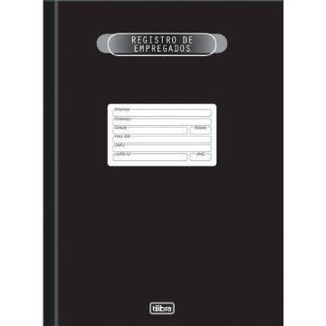 LIVRO REGISTRO DE EMPREGADOS - 50 FLS - TILIBRA