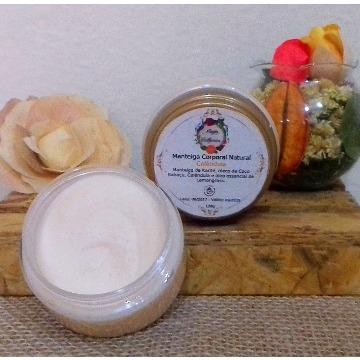 Manteiga Corporal Natural Calêndula