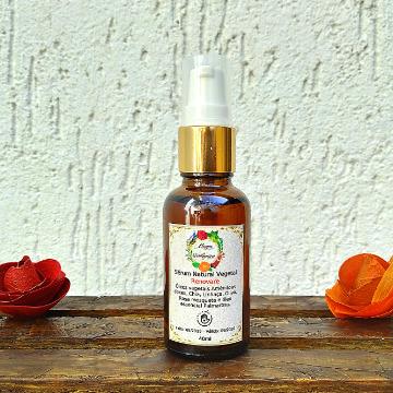 Sérum Facial Natural Vegetal Renovare