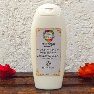 Creme Hidratante Natural Vegano Para Mãos