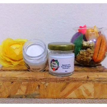 Desodorante Natural e Vegano Essentialis