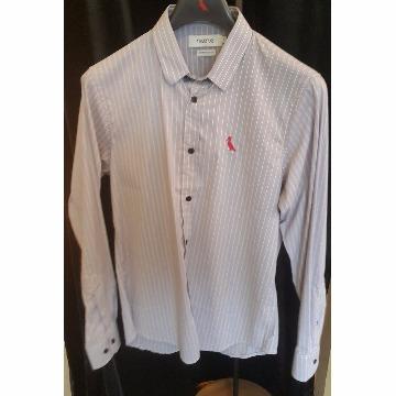 Camisa de botão manga longa Reserva P