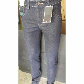 Calça jeans scaven azul escuro