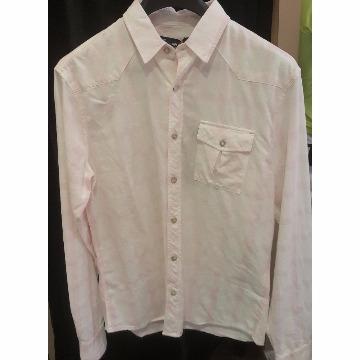 Camisa de botão manga longa John John P