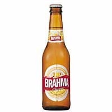 CERVEJA BRAHMA CHOPP LONG NECK 355ML