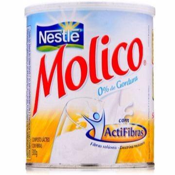 LEITE EM PÓ MOLICO ACTIFIBRAS 300G