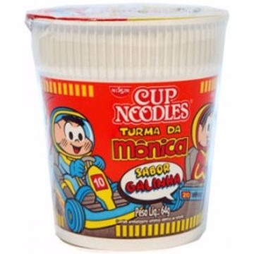 CUP NOODLES T MONICA GALIN 64G