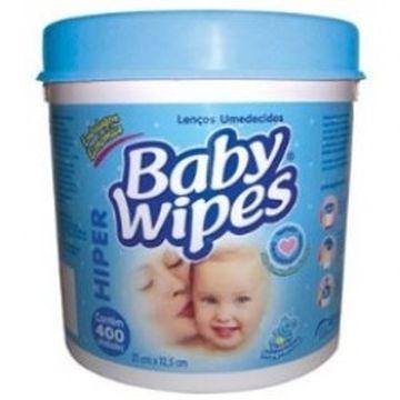 LENÇOS UMEDECIDOS BABY WIPES