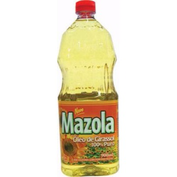 OLEO DE GIRASSOL MAZOLA 900ML