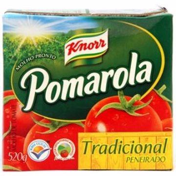 MOLHO POMAROLA CICA TRAD 520G