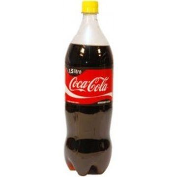 REFRIGERANTE COCA-COLA 1,5LT