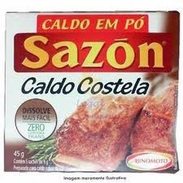 SAZON CALDO COSTELA 45G