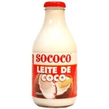 LEITE COCO SOCOCO TRAD 200ML