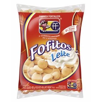 BISCOITO FORTELEZA FOFITOS 400G