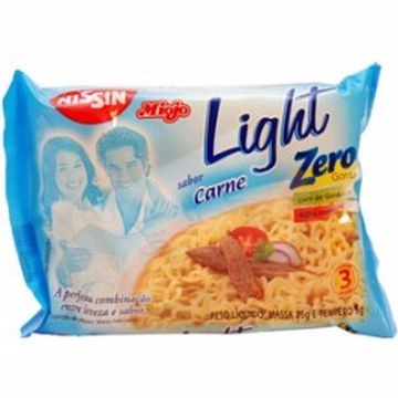 MACARRÃO INST NISSIN LIGHT CARN 80G