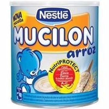 MUCILON ARROZ LATA 400G