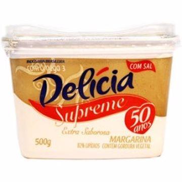 MARGARINA DELICIA SUPREMA 500G