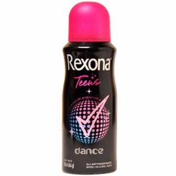 REXONA TEENS DANCE 102ML