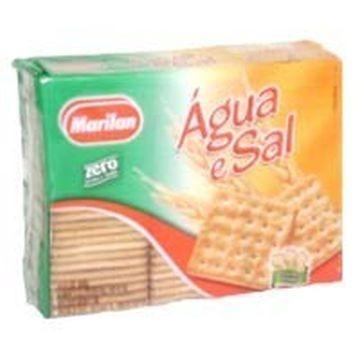 BISCOITO AGUA E SAL MARILAN 400G