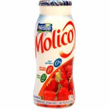 IOGURTE MOLICO LIGHT MORANGO 170G
