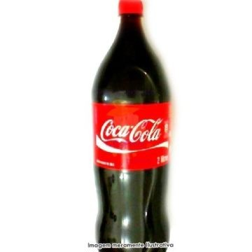 REFRIGERANTE COCA-COLA 2LT
