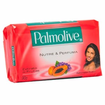 SABONETE PALMOLIVE EXT FRUTAS 90G