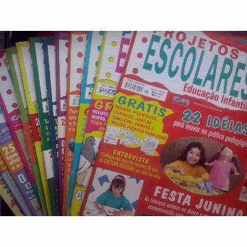 Revistas Projetos Escolares