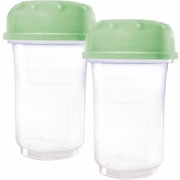 2 Copos Potes Para Coleta De Leite Materno Bestmilk 120 ml
