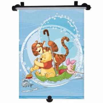 Protetor Solar Para Carro Disney Pooh e Tigão Girotondo