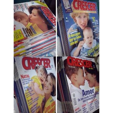 Coleção 1 Revista Crescer