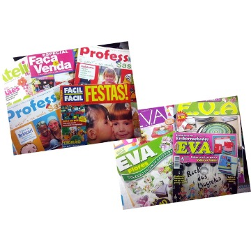 Revistas Diversas de Artesanato