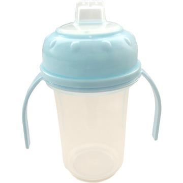 Copo Treinamento Bico De Silicone Azul 120 ml Savemilk