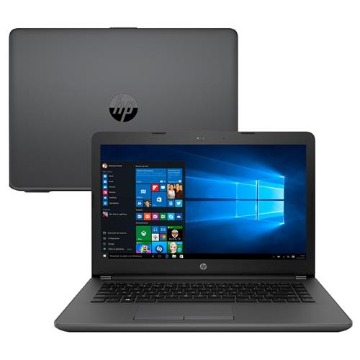 Notebook HP CM 246 G6 i3-6006U 4GB 500GB Windows 10