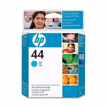Cartucho Hp 44 Original 51644c Cyan | 350c | 450c | 750c