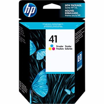 Cartucho HP 41 tricolor 39ml 51641a HP CX 1 UN
