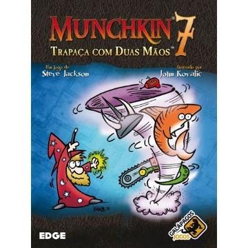 MUNCHKIN - TRAPAÇA COM DUAS MÃOS (EXPANSÃO)