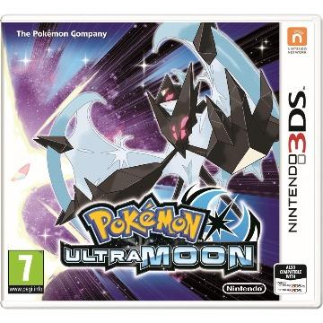3DS - Pokemon Ultra Moon
