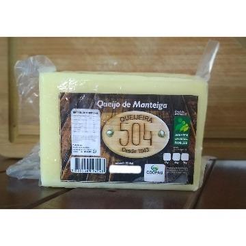 Queijo Manteiga Artesanal 504 (500g)