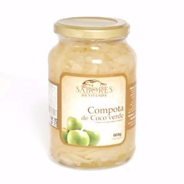 Doce Coco Verde Compota pote 680g