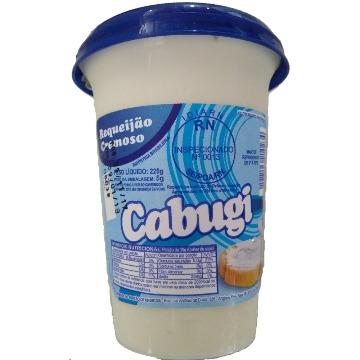 Requeijão Cabugi 220g