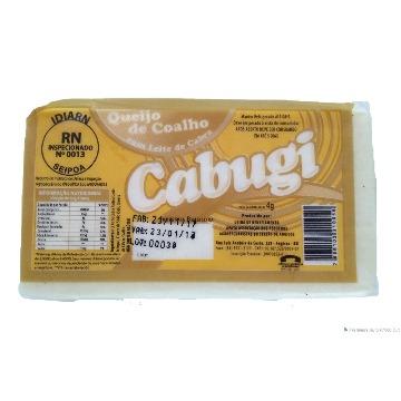 Queijo Coalho Cabra Cabugi 500g