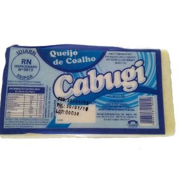 Queijo Coalho Cabugi 500g