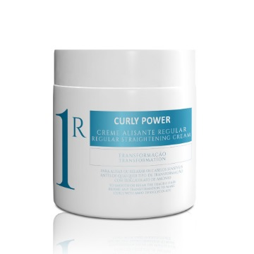 CREME ALISANTE REGULAR CURLY POWER 500 g