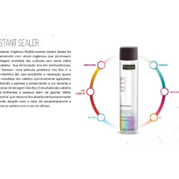 INSTANT SEALER KE'ER 300 ml