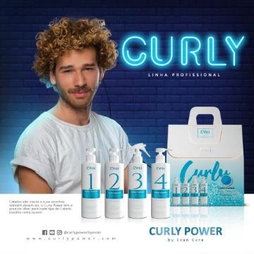 Kit COILY CURLY POWER 4 Produtos