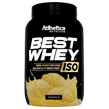 BEST WHEY ISO MARACUJÁ 900G - ATHLETICA NUTRITION