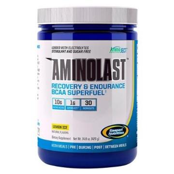 AMINOLAST - LEMON ICE - GASPARI NUTRITIONv