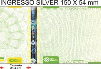 500 Ingresso de Segurança Silver
